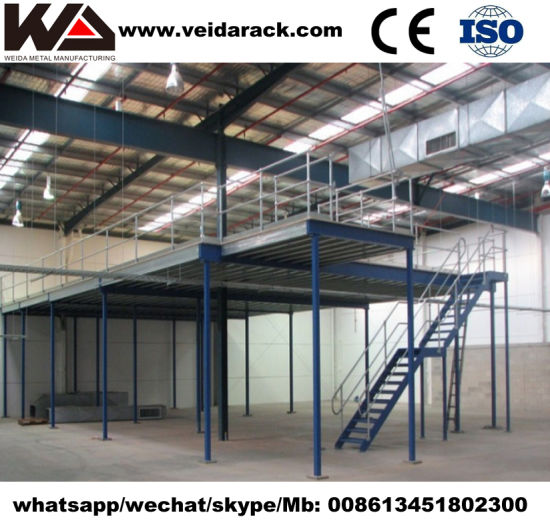 China Pallet Rack Mezzanine