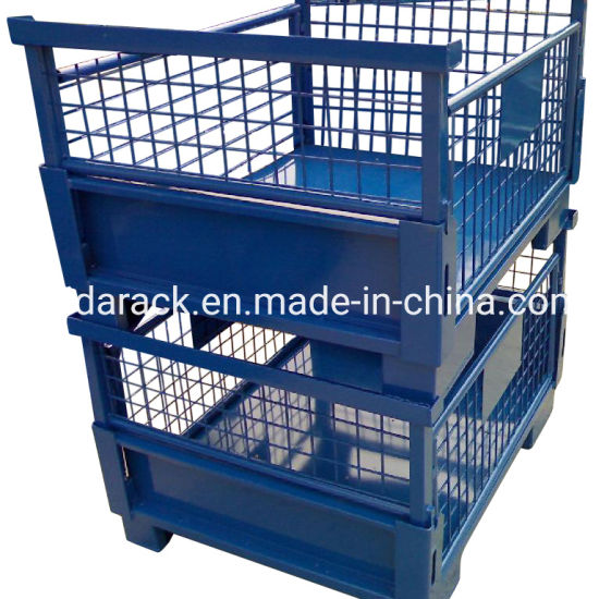 Steel Cages for Storage