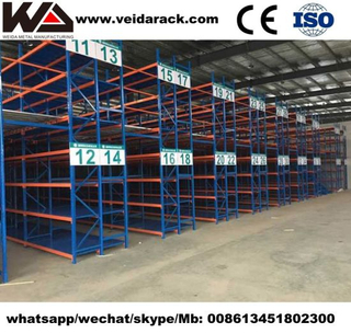Automated Pallet Racking System