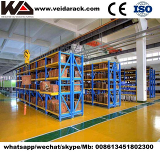 Heavy Duty Mold Die Storage Racks