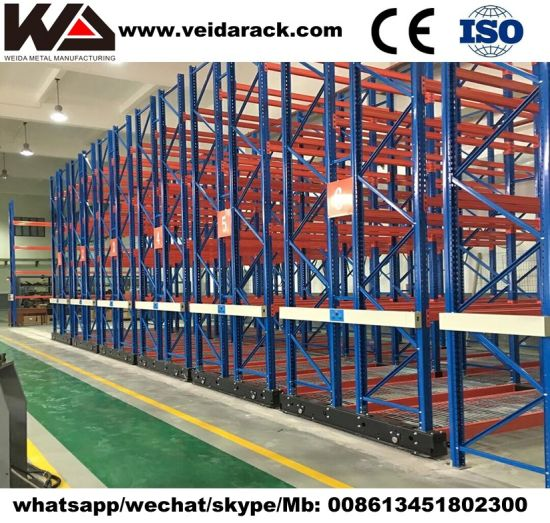 Warehouse Roller Shelving Storage