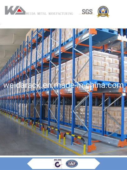 Warehouse Automatic Shuttle Warehouse