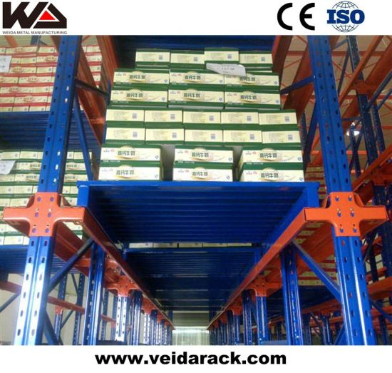 Warehouse Drive in Pallet Racking System
