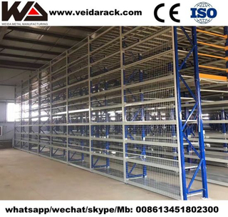China Industry Medium Duty Racking System