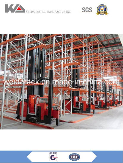 Industry Drive Through Pallet Racking