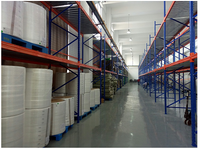 Case of Heavy-duty Shelving System in Jiangsu Chemical Industry