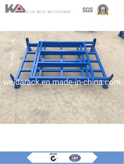 Steel Metal Stacking Pallets Racks