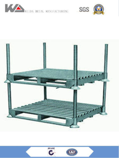 Heavy Duty Metal Stacking Pallets Racks