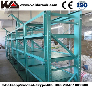 Warehouse Gravity Flow Racking System
