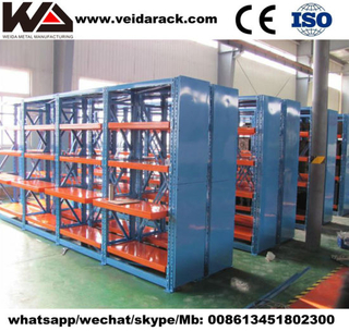 Heavy Duty Pallet Flow Racking System