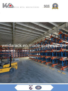 High Quality Pallet Shuttle Racking