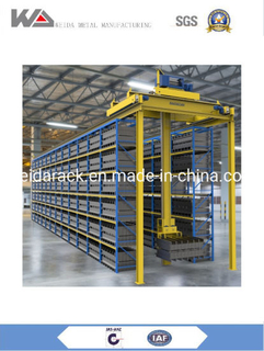 Warehouse Steel Mold Rack