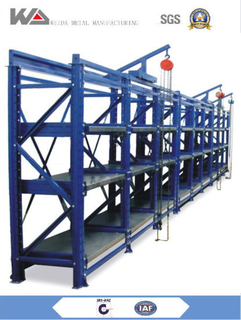 Heavy Duty Metal Mold Racking