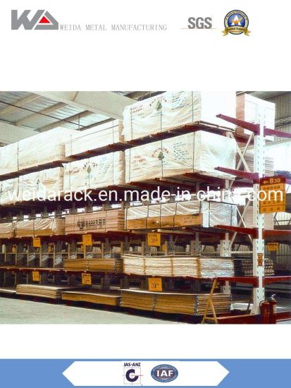 Cantilever Material Rack