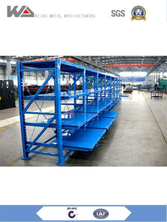 Mould Storage System for Warehouse