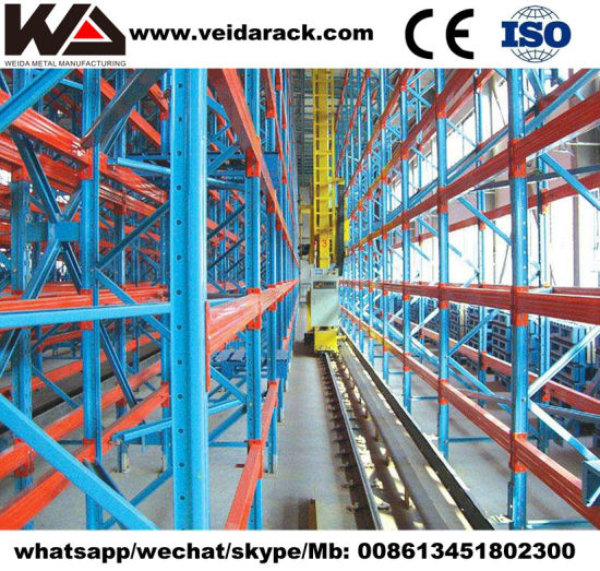 Automatic ASRS Storage Racking System
