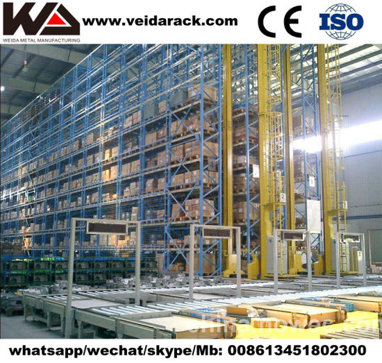 ASRS Warehouse Storage And Retrieval System