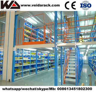 Warehouse Mezzanine Steel Structure
