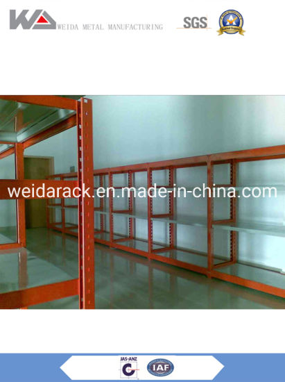 China Warehouse Medium Duty Shelving