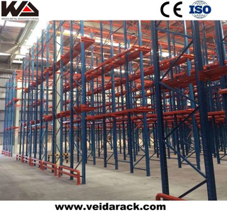 China Drive in Pallet Racking for Sale