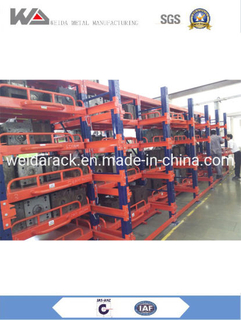 Heavy Duty Mold Racking System