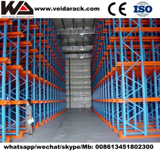 Heavy Duty Cold Storage Shelving