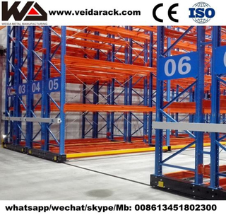 Mobile Racking Storage Systems