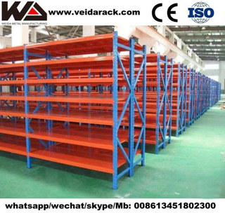 China Industry Long Span Racking System