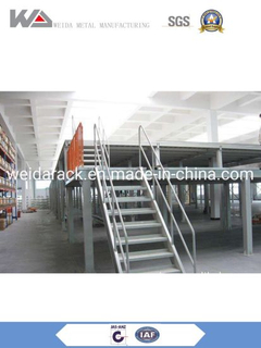 Industrial Structural Mezzanine Systems