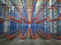 Radio Shuttle Racking System Case in Yunnan Food Industry