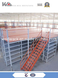 China Warehouse Mezzanine Floor Racking System