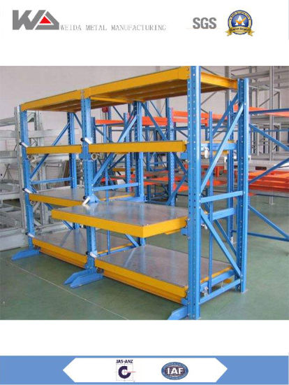 Heavy Duty Mold Storage Systems