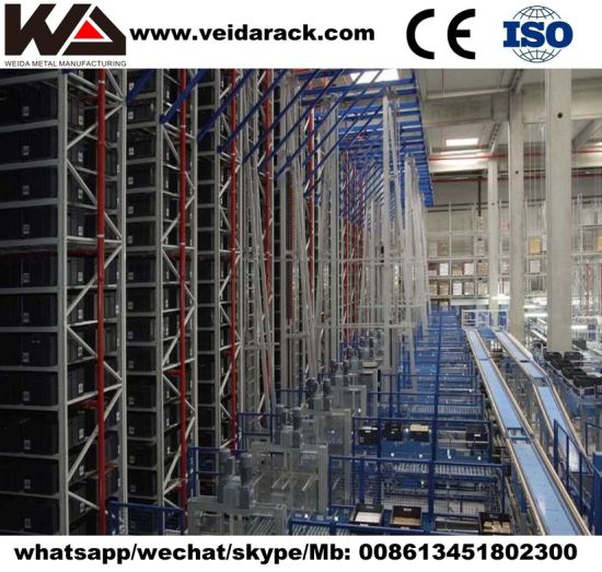 ASRS Automated Warehouse Picking System