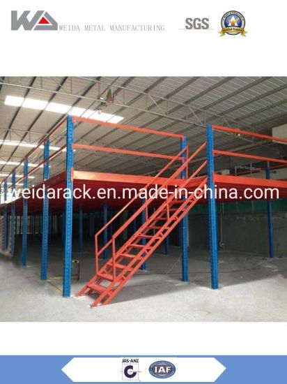 Warehouse Storage Mezzanine Floor