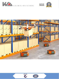 Warehouse Palletized Automated Pallet Racking System (AS/RS)