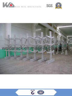Warehouse Single Sided Cantilever Rack