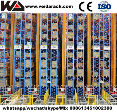 Automated Warehouse Storage Systems