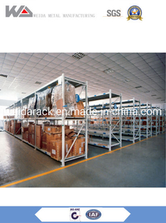 China Warehouse Long Span Shelving System