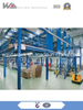 Structure Steel Mezzanine Floor Systems for Industrial Warehouse Storage