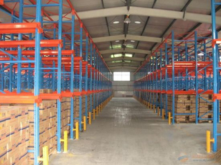 Industrial Warehouse Cold Storage Racks