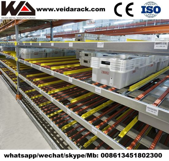 China Gravity Racking System