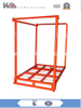 Warehouse Mobile Foldable Metal Stackable Steel Storage Racks