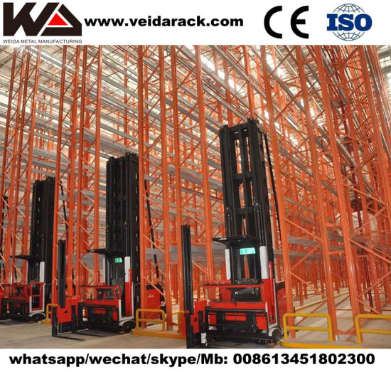Warehouse Narrow Racking