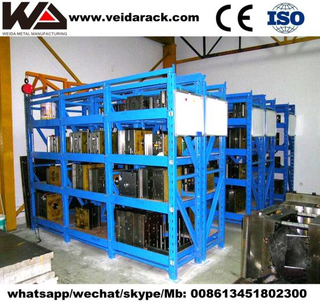 Warehouse Industrial Mould Storage Racks