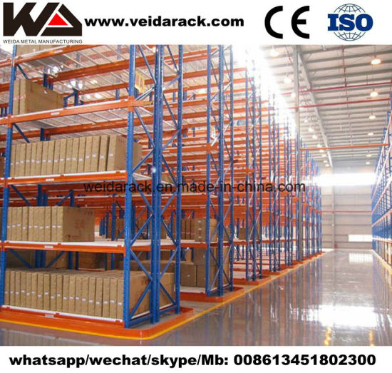 Narrow Aisle Pallet Racking