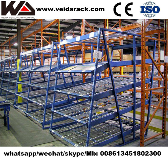 China Case Flow Rack
