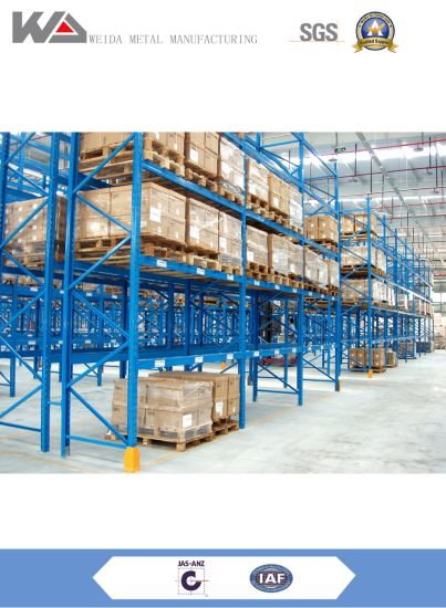 Heavy Duty Long Span Shelving