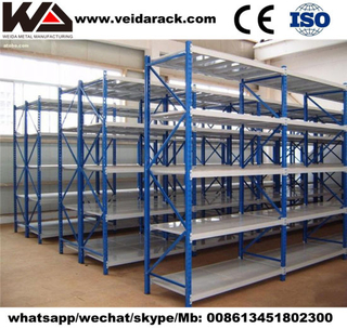Warehouse Long Span Racking System