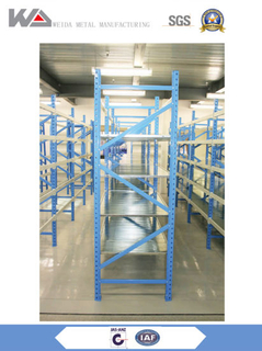 China long span pallet rack shelving system by Powder Coating