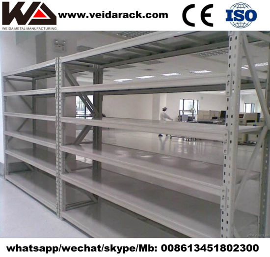 China Industry Warehouse Long Span Shelving System